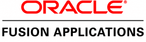 Oracle Fusion Logo
