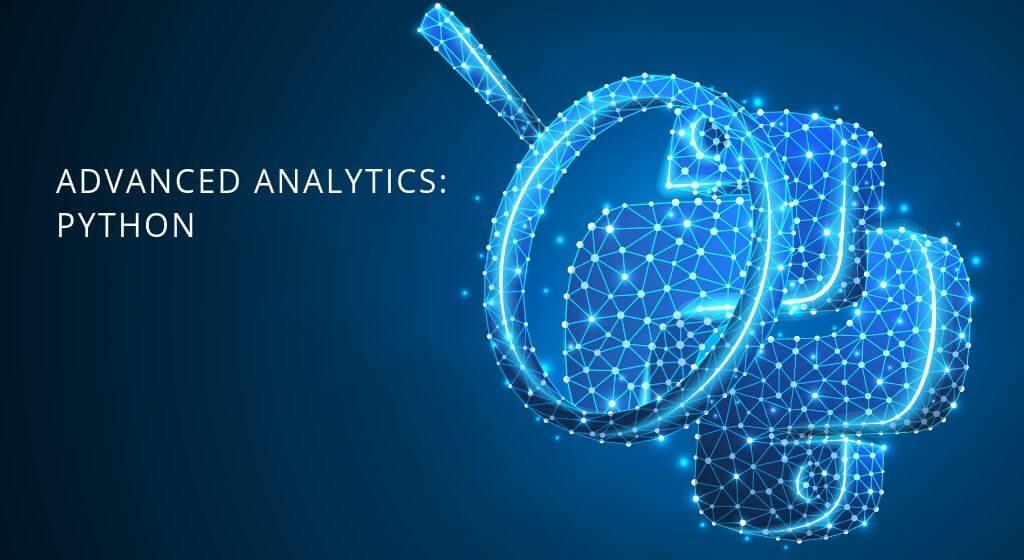 Advanced Analytics: Python