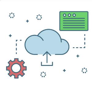 fast cloud BI icon