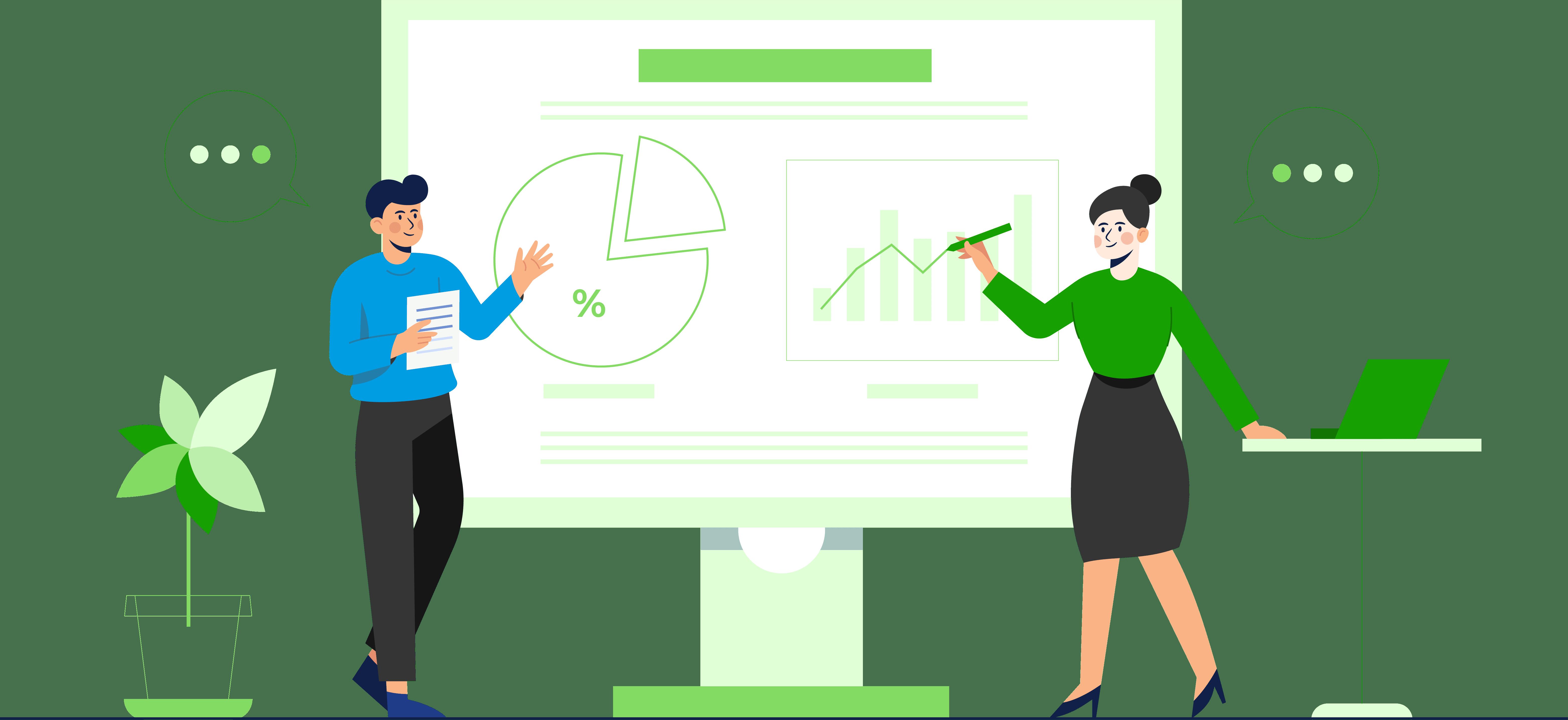 Presentation Illustration